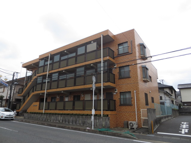 ソシアル検見川外観写真