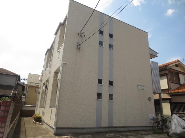 コンパートメントハウス検見川外観写真
