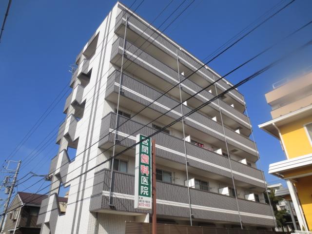 アンブラッセ新検見川外観写真