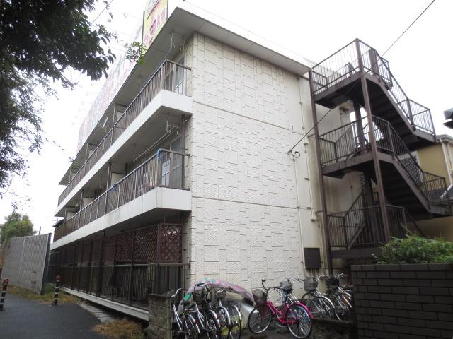 ヘブンズ検見川外観写真