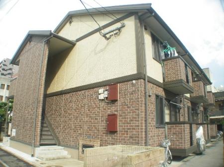 タウンコートカレラ外観写真
