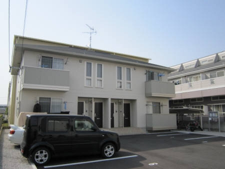 ラ・ルート松島 B棟外観写真