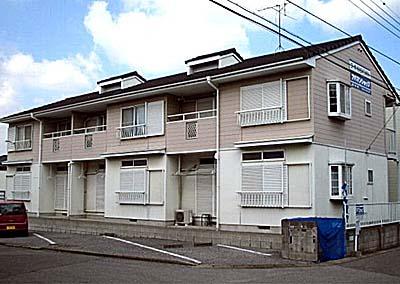 コーポKASAGAWA外観写真