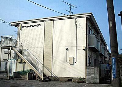 八千代ガーデンハイツC棟外観写真