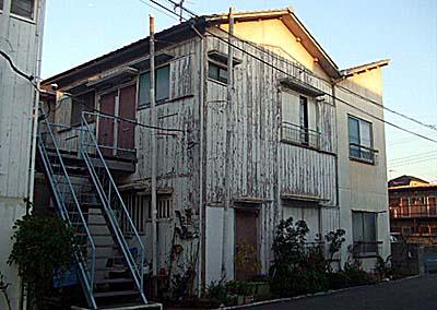 八千代台パーソナルアパートPart1外観写真