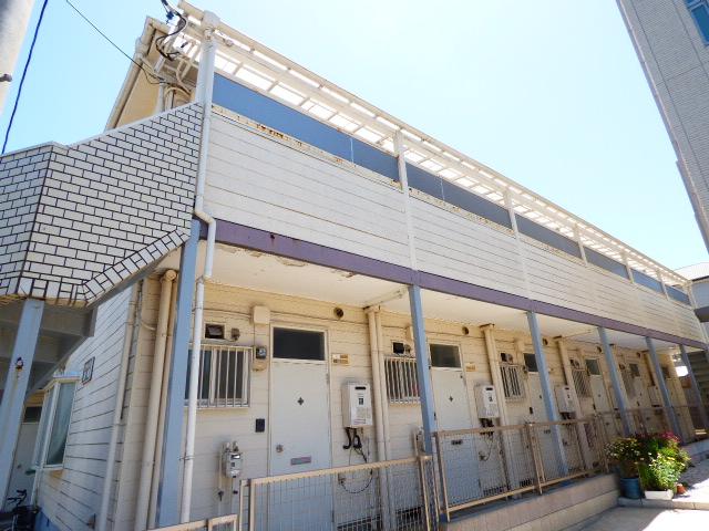 ヤマトハイツ藤崎B棟外観写真