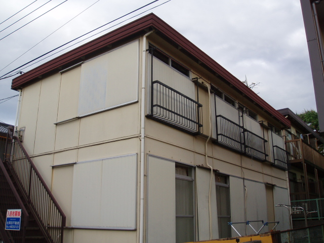 ハウス大和田外観写真