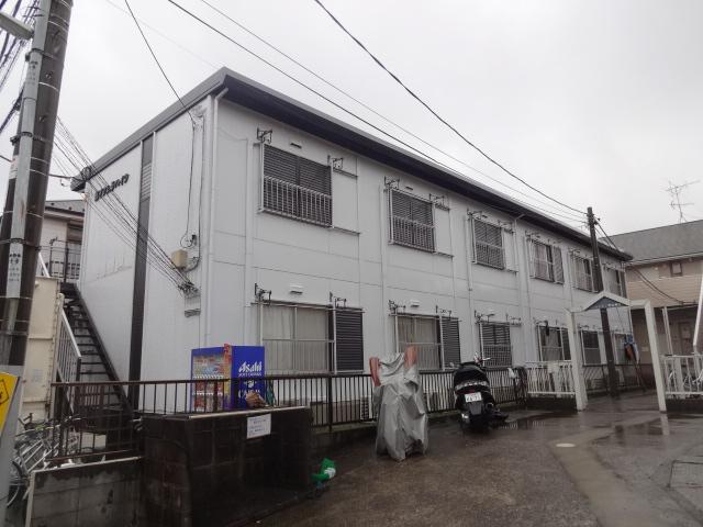 第7田村ハイツ外観写真