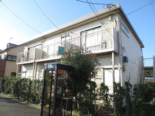 シティハイム須田外観写真