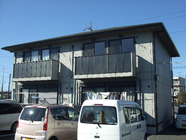 ソレイユ壱番館外観写真