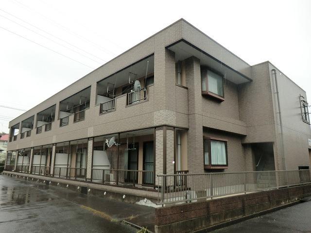 大崎台長澤マンション外観写真