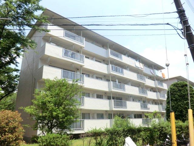 花見川住宅6街区15号棟外観写真