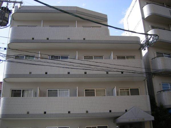 セントラルハイツ安田通外観写真