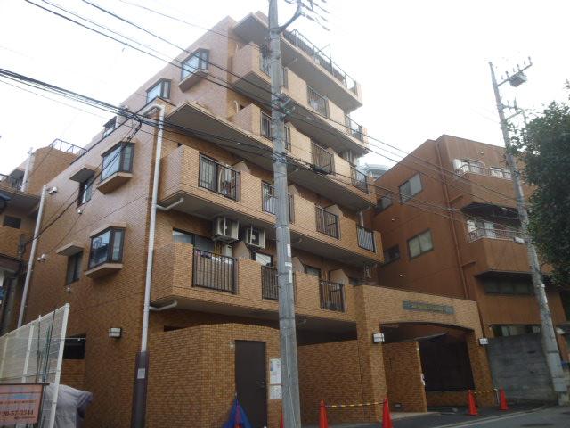 ライオンズマンション竹の塚第5外観写真