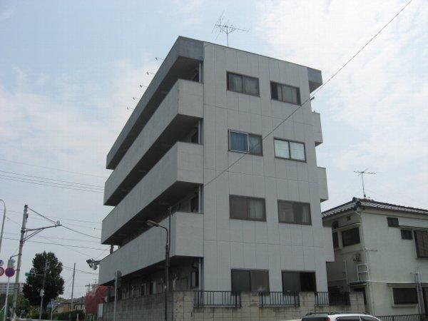 大鈴マンション外観写真
