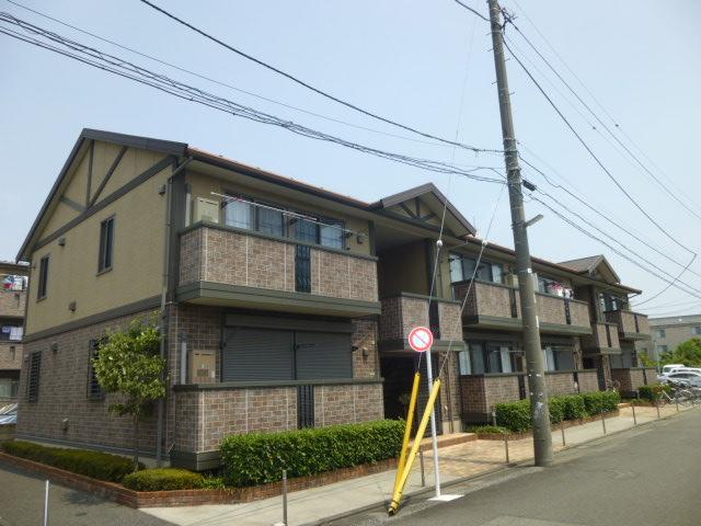 エーデルハイムASAKA-B棟外観写真