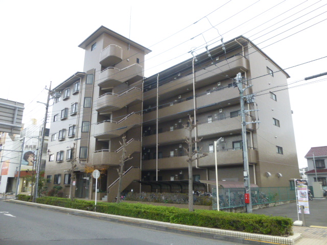 ドミール竹の塚外観写真