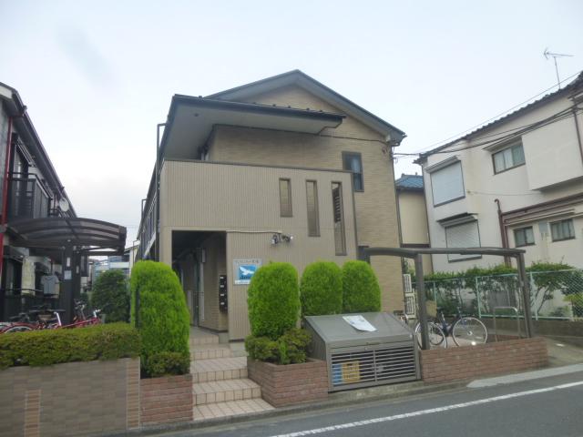 インフィニティー竹ノ塚外観写真