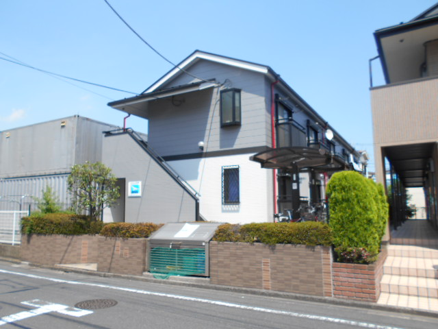 クライティリア竹の塚外観写真