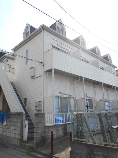 カルタス21竹の塚第2外観写真