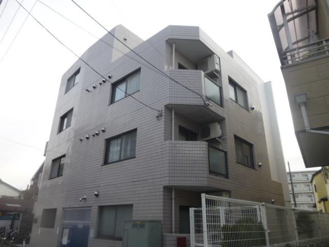 スカイコート西新井外観写真