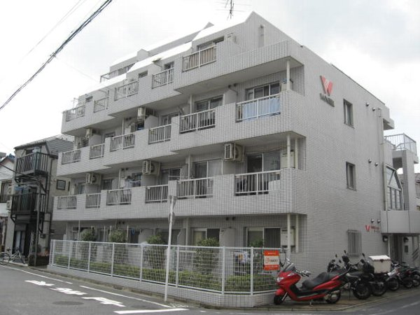 ウィンベルソロ竹ノ塚第5外観写真