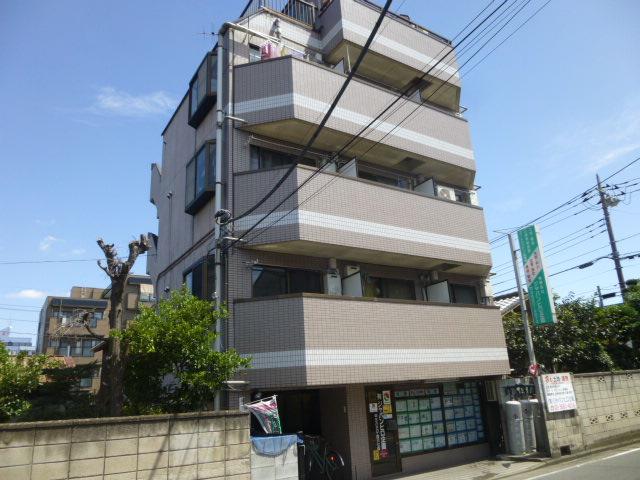 シャングリラ竹の塚外観写真