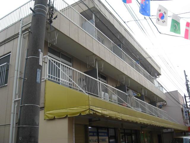 高橋マンション外観写真