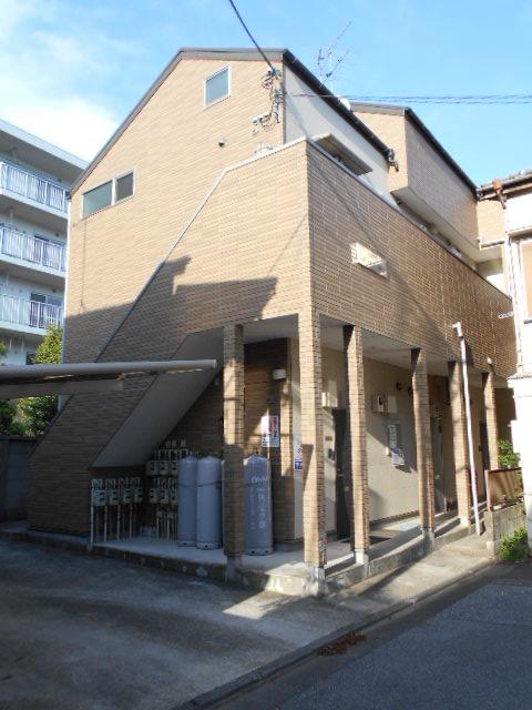 コンパートメントハウス西新井外観写真