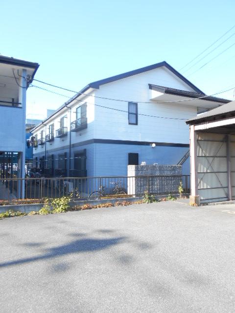 パークプログレス竹の塚外観写真