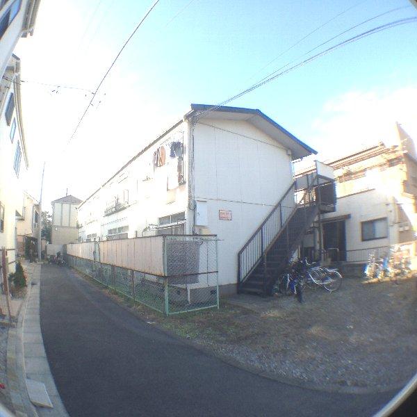 伊興アパート外観写真