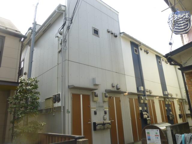 クレフラスト青井外観写真