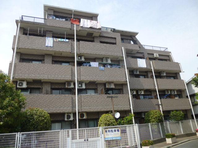 ライオンズマンション西新井第5外観写真