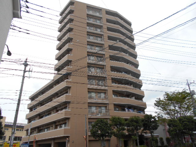 フォーエレメンツ竹の塚外観写真