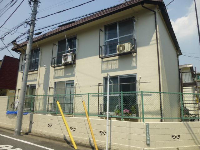 宮内サンハイツ竹ノ塚D棟外観写真