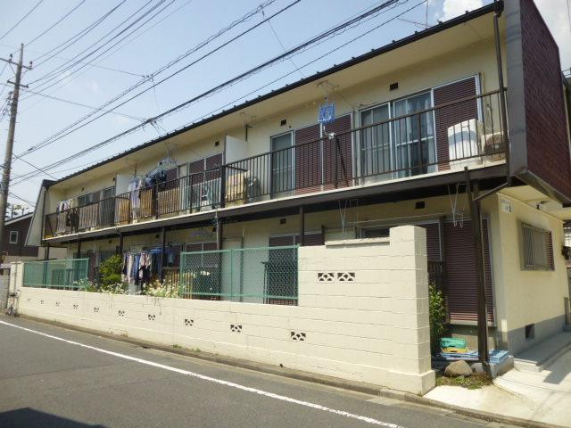 宮内サンハイツ竹ノ塚A棟外観写真