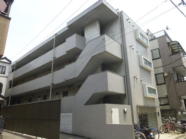 サンケイロイヤルコート竹の塚外観写真
