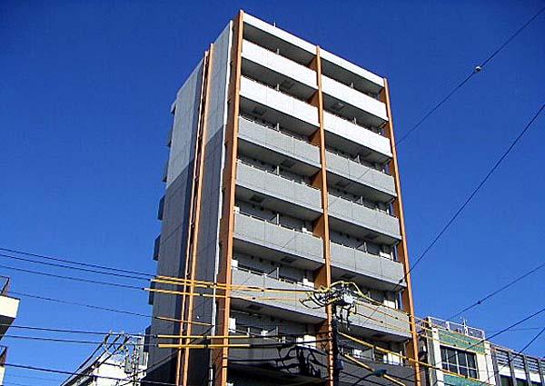 ガーラ・シティ深川扇橋外観写真