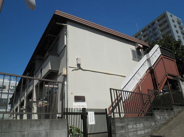 花沢ハイツ外観写真