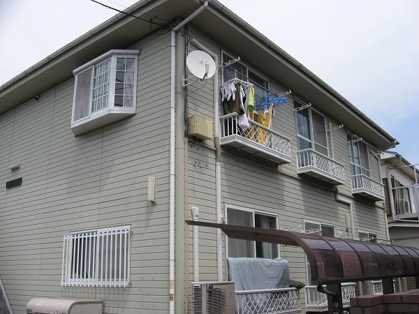 ビラ武蔵野外観写真