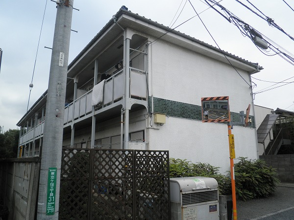 第二富士コーポ外観写真