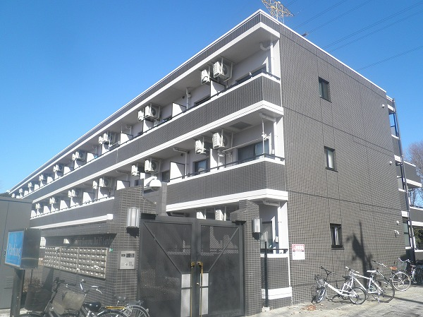 アメニティコウヤマ第15ガーデン外観写真