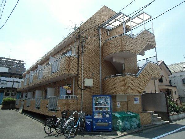 レヂオンス田村外観写真