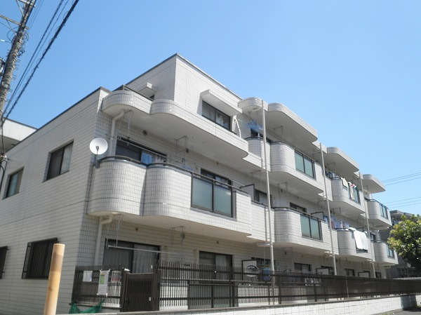 東元町第二マンション外観写真