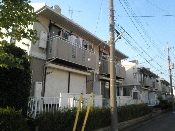 ド・ミール恋ヶ窪A号棟外観写真