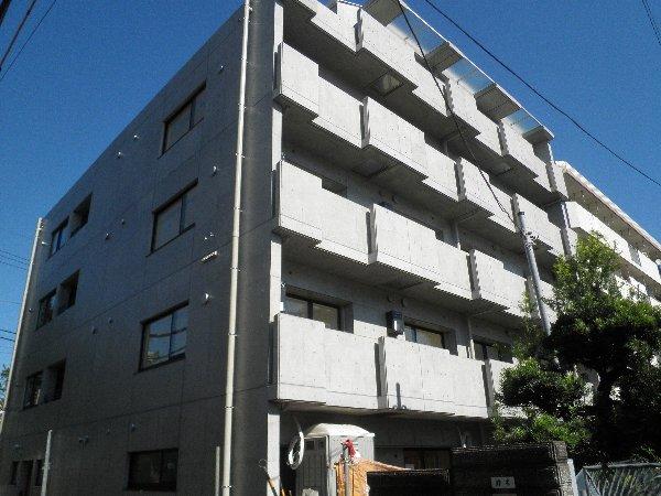 上水南アパートメント外観写真