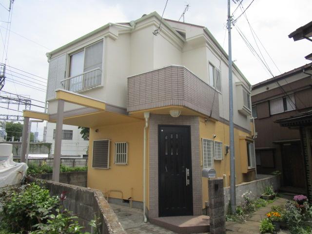 国分寺市西恋ヶ窪1丁目住宅外観写真