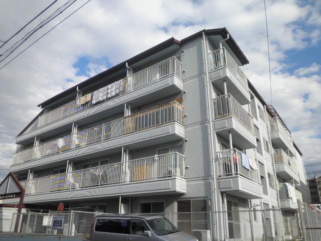 鈴喜コートハウス外観写真