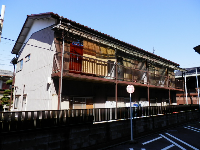 第2鈴木荘外観写真