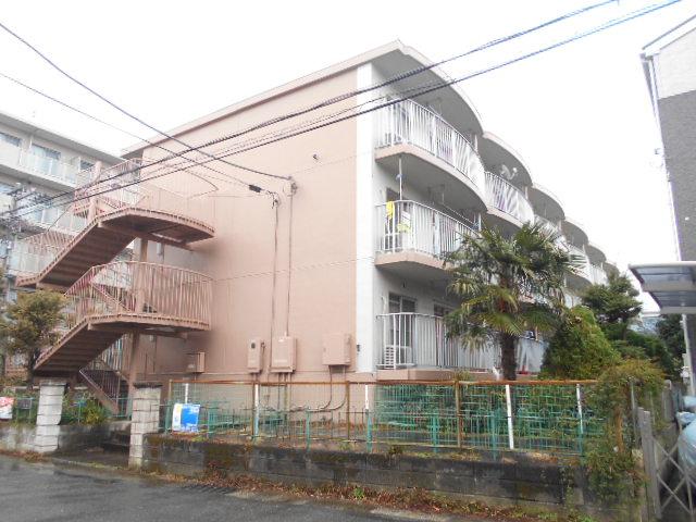 市川カトレアハイツ宮崎外観写真